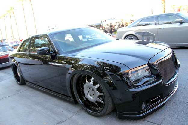 Chrysler 300p Limited Srt 2 Door Coupe
